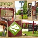 2012 – Livingston Trail Signage